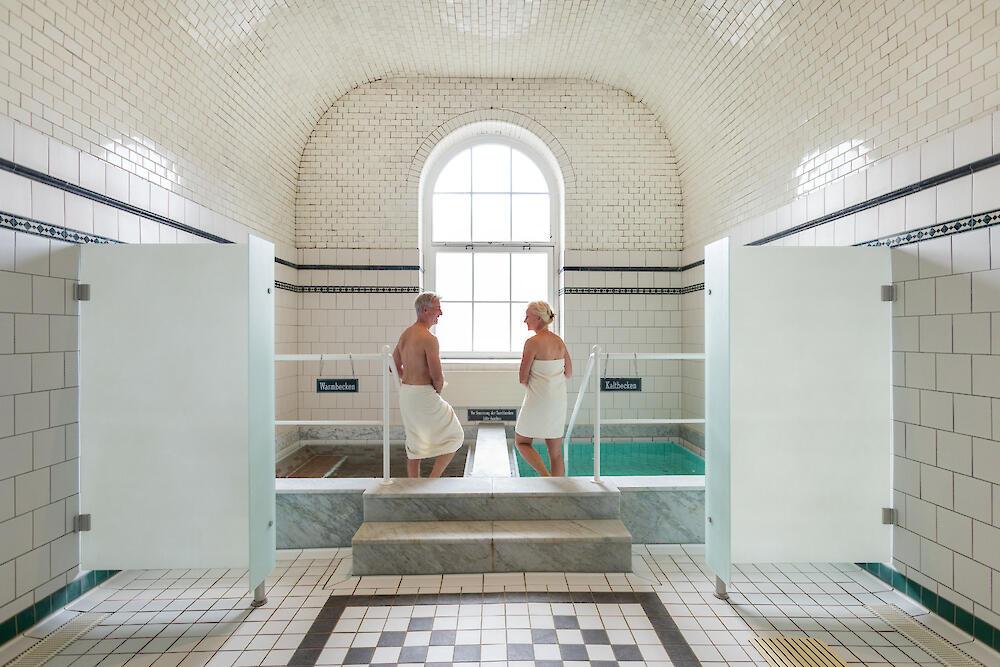 Sauna In Der Münster Therme Bäder Für Düsseldorf